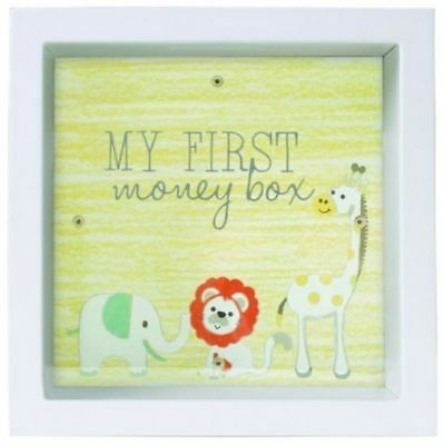 Splosh Change Box Baby Fund - My First Money Box Free Post