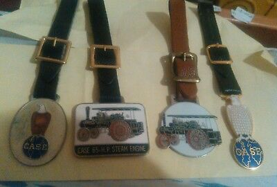 Case watch fob Tractor  case eagle old abe NW PA Steam engine assn... Early day