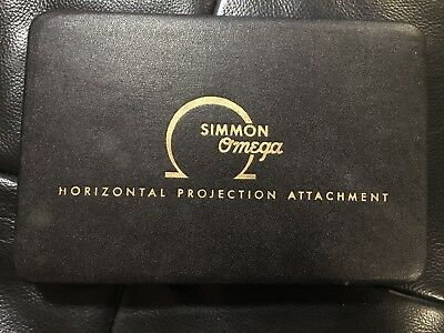 Omega Enlarger Horizontal Projection Attachment