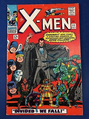 X-Men #22 (1966 Marvel Comics) Silver Age NO RESERVE