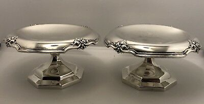Antique Gorham Sterling Silver Compotes #5964A