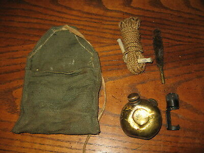 Yugo  mauser  8mm used  cleaning kit m48 m24/47