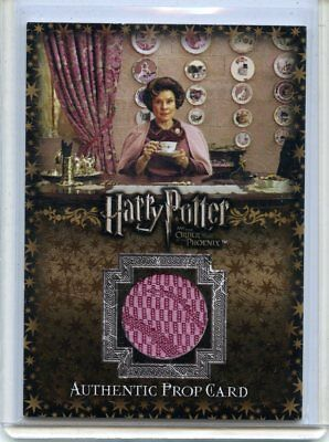 Harry Potter And The Order Of The Phoenix Dolores Umbridge's Office Curtains P11