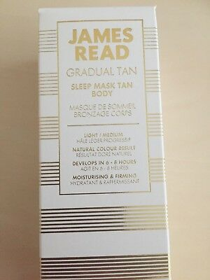 James Read Gradual Tan Sleep Mask