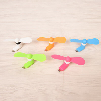 Micro USB Fan Mobile Phone Portable Mini Cooler For Android Phone power bank  I