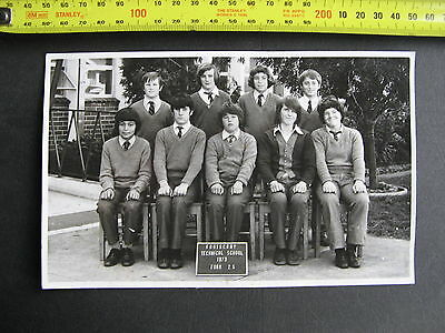 Footscray Technical School 1973 Form 2 S