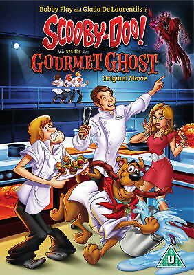 Scooby Doo and the Gourmet Ghost (DVD) Various