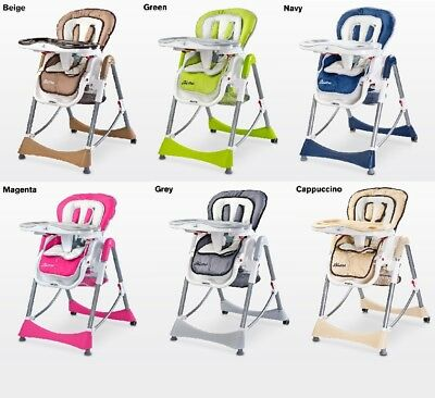 CARETERO Bistro High Chair to 15 KG FREE SHIPPING
