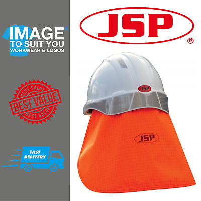 JSP Hi-Vis Neck Cape with UPF50 Sun Protection