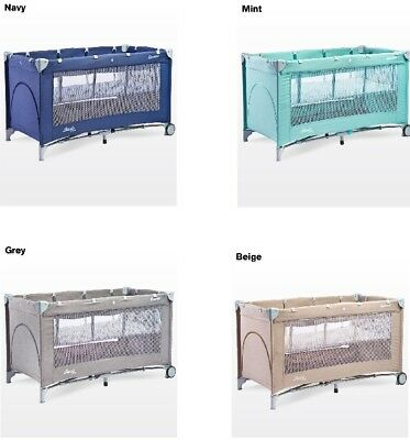 CARETERO Basic Plus Travel cots up to 15 KG FREE SHIPPING