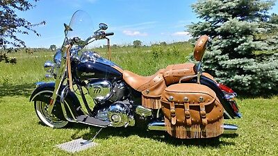 2016 Indian  2016 INDIAN CHIEF VINTAGE-1,981ACT. MILES
