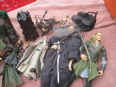 Lord of the Rings- large lot of figures