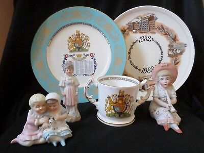 Collection Of Porcelain Items- Aynsley, Wedgwood Items + 3 More Items 6 In Total