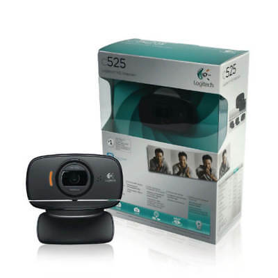 Brand New and sealed Logitech C525 HD 720p 8MP WebCam