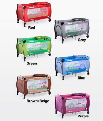 CARETERO Medio Travel cots up to 15 KG FREE SHIPPING