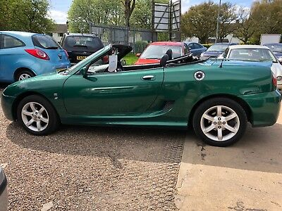 2003 52 Mgtf 1.8 Manual * Low Mileage * Service History * Leather Interior*