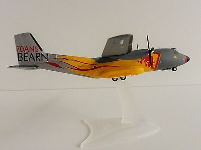 TRANSALL C-160 French Air Force 1/200 Herpa 557955 70th Anniversary Bearn Anjou