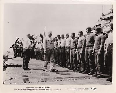 "Scene from ""Battle Stations"" Vintage Movie Still"