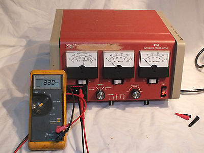 MRA Corporation M158 Automatic Electrophoresis DC Power Supply