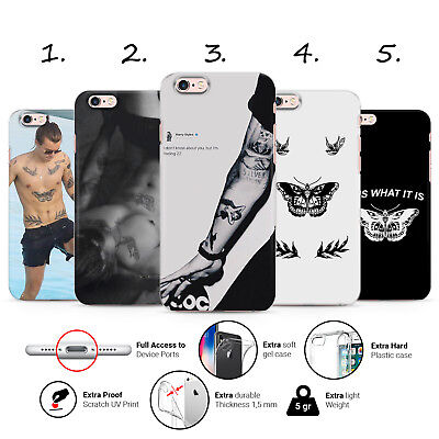 Harry Styles Tattoo Body Hot New Phone Case Cover Iphone 5 6 7 8 X Xs Max Xr