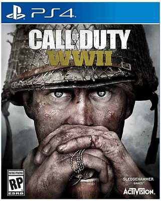 Call of Duty WW2 WWII Ps4 Princ. (Leer Anuncio)