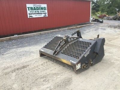"""2007 Bobcat 6B 72"""" Lanscape Rake Attachment For Skid Steer Loaders Coming In!"""