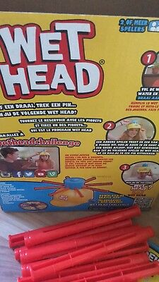 Zing H2o Wet Head - Water Roulette Game Age 4