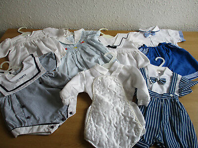 Small Lot x 7 items Baby Clothes - 12 / 18 months - Resale - Summer - W566