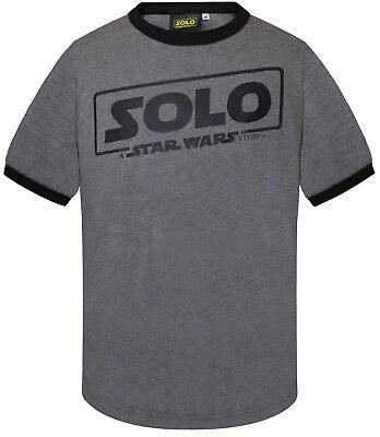 Solo: A Star Wars Story - Adult T-Shirt Size L - Free Delivery! - New and Sealed