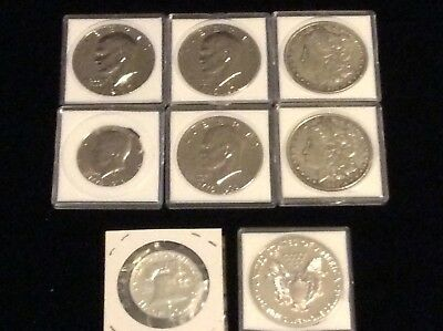 collectable USA Silver Coins