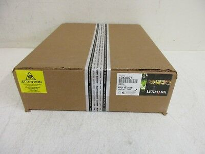 Genuine OEM Lexmark 40X4375 System Card for T650 New Sealed Box
