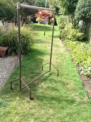 vintage style clothes rail uk, industrial vintage style clothes rail - £70.00 | picclick uk, Design ideen