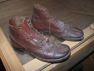US WW2 brodequin chaussure