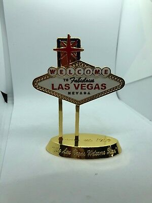 Vintage Inspired Welcome To Fabulous  Las Vegas Souvenir