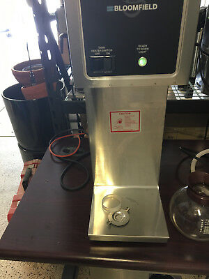 Bloomfield Integrity Airpot Brewer 8774