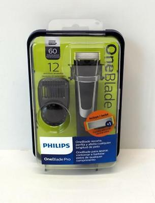Philips OneBlade Pro QP6510/60  Pack-Bart Trimmer
