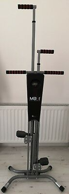Maxi Climber vertical unisex fitness home gym exercise