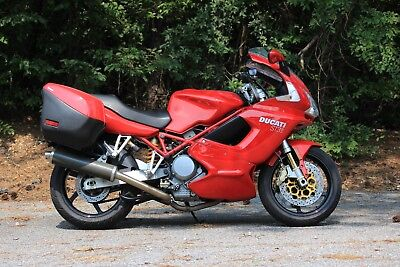 2007 Ducati Sport Touring  2007 Ducati ST3s ABS 12k Miles Full Service History New PR4s AMAZING CONDITION.