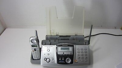 Panasonic KX-FPG378 Plain Paper FAX & Copier Digital Cordless 2.4GHz Caller ID