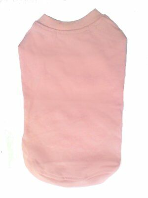 NEW Sphynx Peterbald Rex CAT CLOTHES T-shirts Clothing for Cats, Light Baby Pink