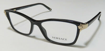 Versace 3156 Stylish Classic Shape Cat Eyes Eyeglasses/eyewear/eyeglass Frame