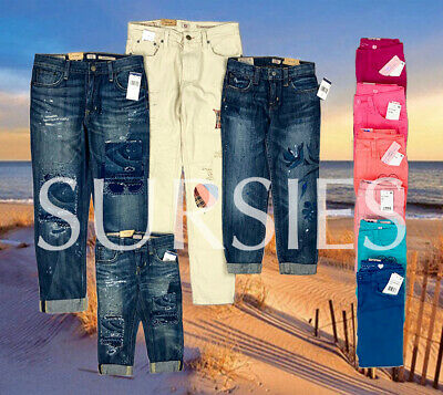 7867209a POLO RALPH LAUREN JEANS Girls Patchwork Painted CELEBRITY PINK JEANS Bright  Neon