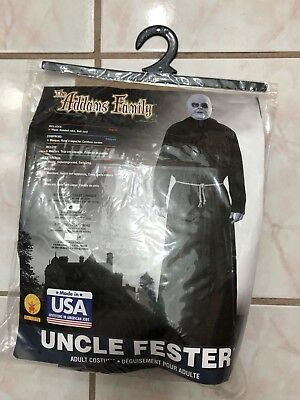 """halloween costumes men """"The Addams Family"""" Uncle Fester Standard Size."""