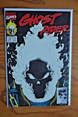 Ghost Rider, Volume 2, Issue #15, July, 1991.