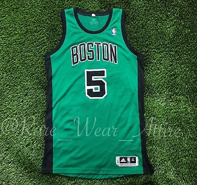 NBA JERSEY BOSTON CELTICS KEVIN GARNETT ADIDAS AUTHENTIC Xl VTG IRVING  PIERCE ed76cfaf1