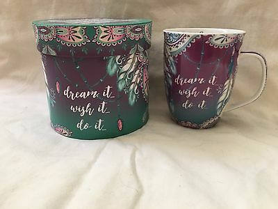 Soul Temple - Dream it Cup in Gift Box- Lisa Pollock