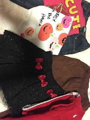 Huge Lot Baby Girl Size 12-18 month Fall and 18 month & 24 month Winter GUC