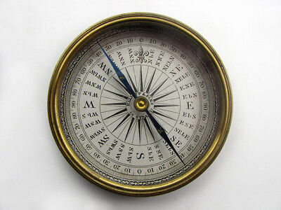 Elliott & Sons brass cased explorers compass circa 1850-1854