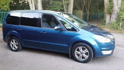Ford  Galaxy 1.8 Tdci 57 Plate Nov Mot Drives Well 6 Speed