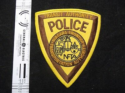New York Niagara Frontier Transit Authority variation Airport Railroad Police